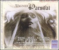 Wagner: Parsifal - Bernd Weikl (baritone); Carmen Reppel (soprano); Doris Soffel (alto); Franz Mazura (baritone); James King (tenor);...