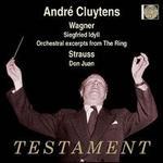 Wagner: Siegfried Idyll; Strauss: Don Juan