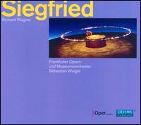 Wagner: Siegfried - Jochen Schmeckenbecher (vocals); Kateryna Kasper (vocals); Lance Ryan (vocals); Magnus Baldvinsson (vocals);...