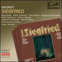 Wagner: Siegfried - Jeannine Altmeyer (vocals); Matti Salminen (vocals); Norma Sharp (vocals); Ortrun Wenkel (vocals); Peter Schreier (vocals);...
