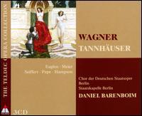 Wagner: Tannhäuser - Alfred Reiter (bass); Dorothea Röschmann (soprano); Gunnar Gudbjornsson (tenor); Hanno Muller-Brachmann (baritone);...