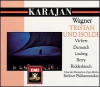 Wagner: Tristan und Isolde - Bernd Weikl (baritone); Christa Ludwig (vocals); Helga Dernesch (soprano); Jon Vickers (tenor); Karl Ridderbusch (bass);...