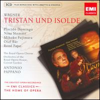 Wagner: Tristan und Isolde - Alan Garner (cor anglais); Ian Bostridge (vocals); Jared Holt (vocals); Matthew Rose (vocals); Mihoko Fujimura (vocals);...