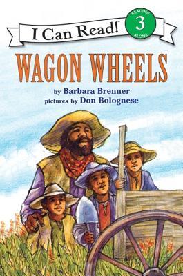 Wagon Wheels - Brenner, Barbara