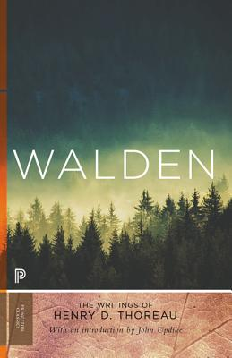 Walden - Thoreau, Henry David, and Shanley, J Lyndon (Editor), and Updike, John, Professor (Introduction by)