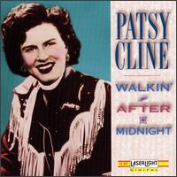 Walkin' After Midnight [LaserLight] - Patsy Cline