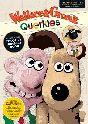 Wallace and Gromit Querkles - Pavitte, Thomas