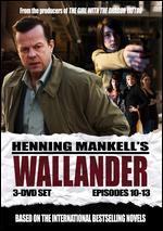 Wallander: Episodes 10-13 [3 Discs]