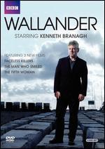 Wallander: Faceless Killers/The Man Who Smiled/The Fifth Woman [2 Discs]