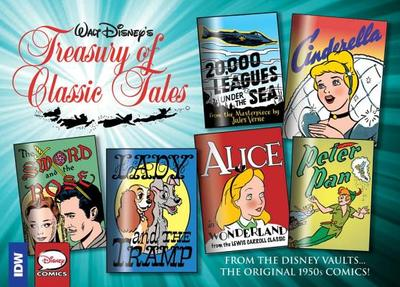 Walt Disney's Treasury of Classic Tales, Vol. 1 - Reilly, Frank