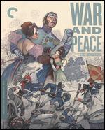 War and Peace [Criterion Collection] [Blu-ray] [2 Discs]