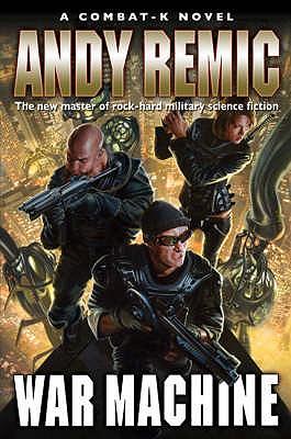 War Machine - Remic, Andy