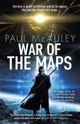 War of the Maps - McAuley, Paul