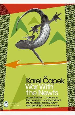 War with the Newts - Capek, Karel