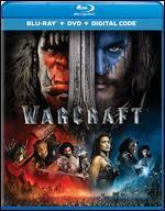 Warcraft [Includes Digital Copy] [Blu-ray/DVD]