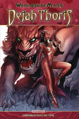 Warlord of Mars: Dejah Thoris Omnibus Vol. 1 - Nelson, Arvid, and Napton, Robert Place, and Rafael, Carlos