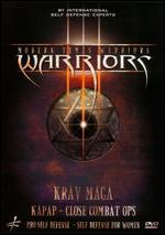 Warriors: Krav Maga/Kapap/Close Combat Ops/Pro Selt Defense