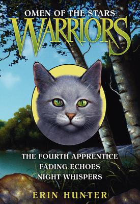 Warriors: Omen of the Stars Box Set: The Fourth Apprentice/Fading Echoes/Night Whispers - Hunter, Erin L