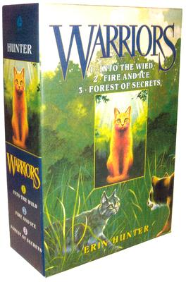 Warriors: Volumes 1-3 - Hunter, Erin L