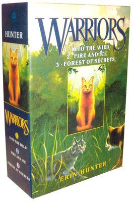 Warriors: Volumes 1-3 - Hunter, Erin L