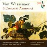 Wassenaer: 6 Concerti Armonici