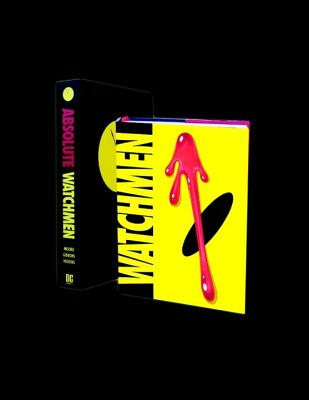 Watchmen: Absolute Edition - Moore, Alan