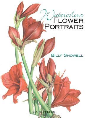 Watercolour Flower Portraits - Showell, Billy