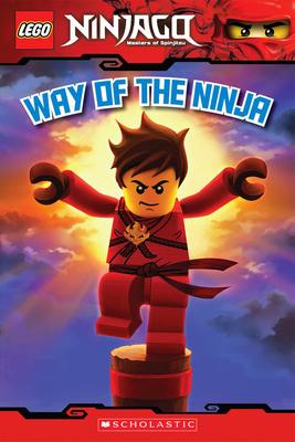 Way of the Ninja (Lego Ninjago: Reader) - West, Tracey