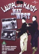 Way out West - James W. Horne