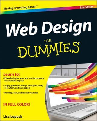 Web Design For Dummies - Lopuck, Lisa
