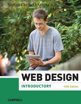 Web Design: Introductory - Campbell, Jennifer T