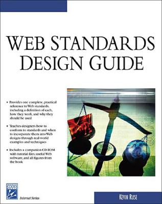 Web Standards Design Guide - Ruse, Kevin