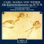 Weber: Clarinet Concertos