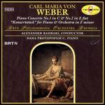 Weber: Piano Concertos Nos. 1 & 2