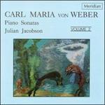 Weber: Piano Sonatas, Vol. 2
