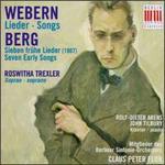 Webern, Berg: Lieder