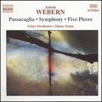 Webern: Orchestral Music