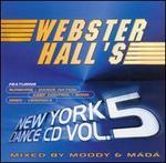 Webster Hall's New York Dance CD, Vol. 5