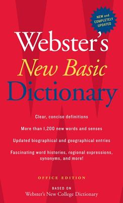 Webster's New Basic Dictionary, Office Edition - Webster's New College Dictionary, Editors Of (Editor)