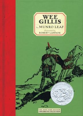 Wee Gillis - Leaf, Munro