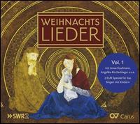 Weihnachts Lieder, Vol. 1 - Andreas Weller (vocals); Angelika Kirchschlager (vocals); Anne-Katharina Schreiber (violin); Antal Váradi (piano);...
