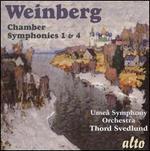 Weinberg: Chamber Symphonies 1 & 4
