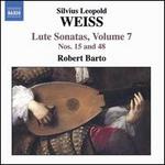 Weiss: Lute Sonatas, Vol. 7 Nos. 15 & 48