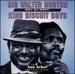 Well All Right, Vol. 4: Ann Arbor Blues & Jazz Festival