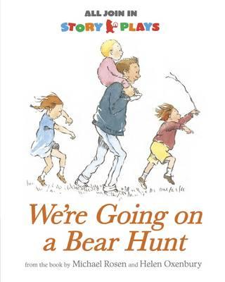 We're Going on a Bear Hunt Story Play - Rosen, Michael, and French, Vivian