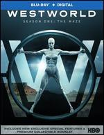 Westworld: The Complete First Season [Blu-ray] [Movie Money]