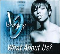 What About Us [Australian CD] - Brandy