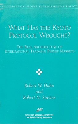 What Had the Kyoto Proctocol Wrought?: The Real Architecture of International Tradable Permit Markets - Hahn, Robert W, and Stavins, Robert N, Professor