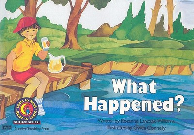What Happened? - Williams, Rozanne Lanczak