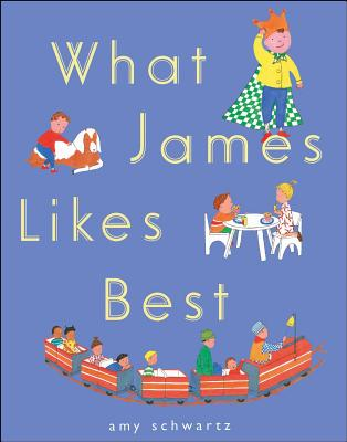What James Likes Best -